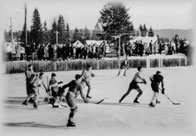 Playing Hockey in Wells, wp898